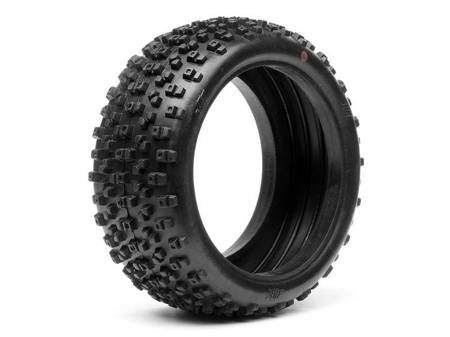 PROTO TIRE (2PCS/PINK/1/8 BUGGY)