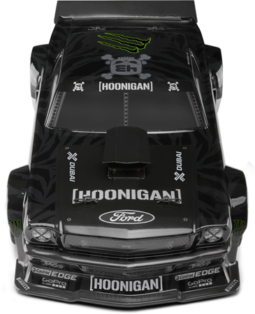 RS4 SPORT 3 1965 HOONICORN FORD MUSTANG 1/10 4WD E