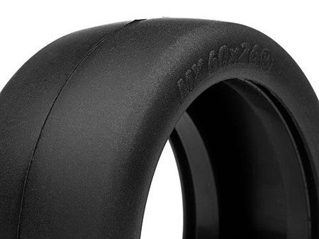 MX60 SLICK TIRE M (60x26mm/2pcs)
