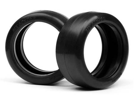 MX60 SLICK TIRE S (60X26MM/2PCS)