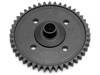 44T HARDENED STEEL CENTER GEAR