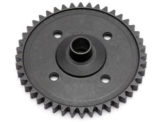 44T CENTER SPUR GEAR