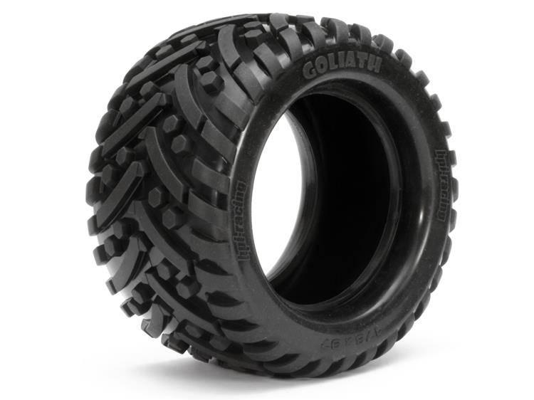 Monster Truck Tires >> Goliath Tyre 178x97mm 2pcs Wheels Tires 1 8 Monster Truck