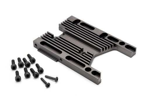 HD HEATSINK ENGINE PLATE 10mm (7075S/GRAY)