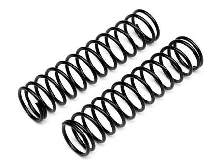 Black Shock Spring (2pcs)