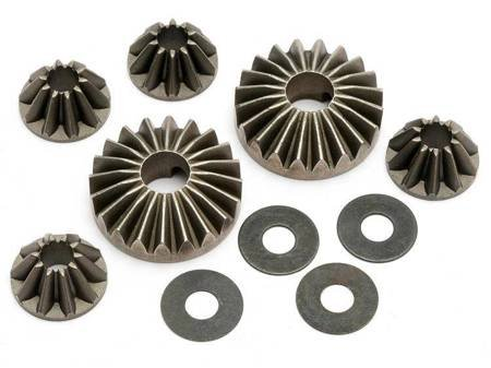 Hard Differential Gear Set