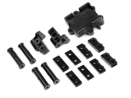 Steering Servo Mounts & Transponder Support