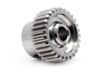 Aluminium Racing Pinion Gear 28 Tooth (64 Pitch)