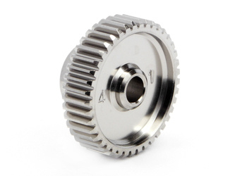 Aluminium Racing Pinion Gear 41 Tooth (64 Pitch)