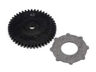 Heavy Duty Spur Gear 45Tx5Mm