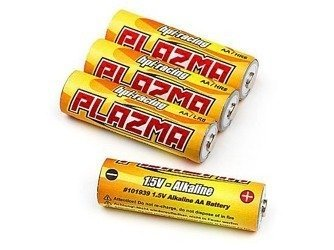 Hpi Plazma 1.5V AA Alkaline Battery (4Pcs)