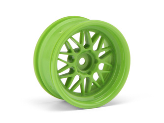 Hre C90 Wheel 26Mm Green (6Mm Offset/2Pcs)