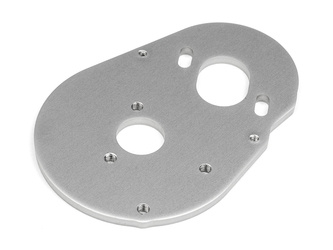 Motor Plate 3.0Mm (7075/Silver)