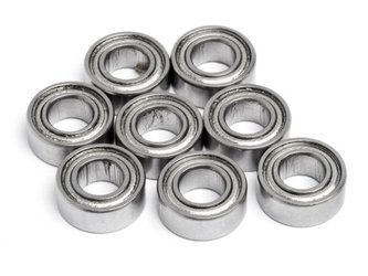 Rolling Bearing 10x5x4mm (8pcs)