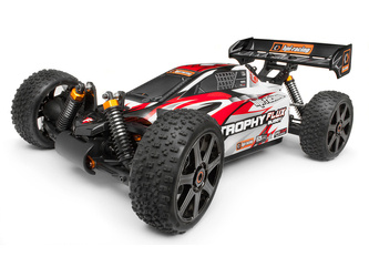 Trimmed And Painted Trophy Buggy Flux RTR Body