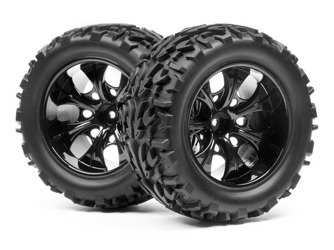 WHEEL AND TIRE SET (2 PCS) (MT)