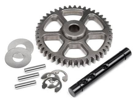 IDLER GEAR 44T/SHAFT SET